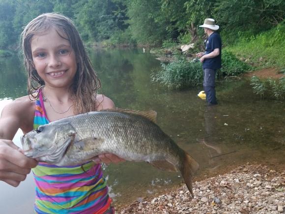 Cyan Fishing